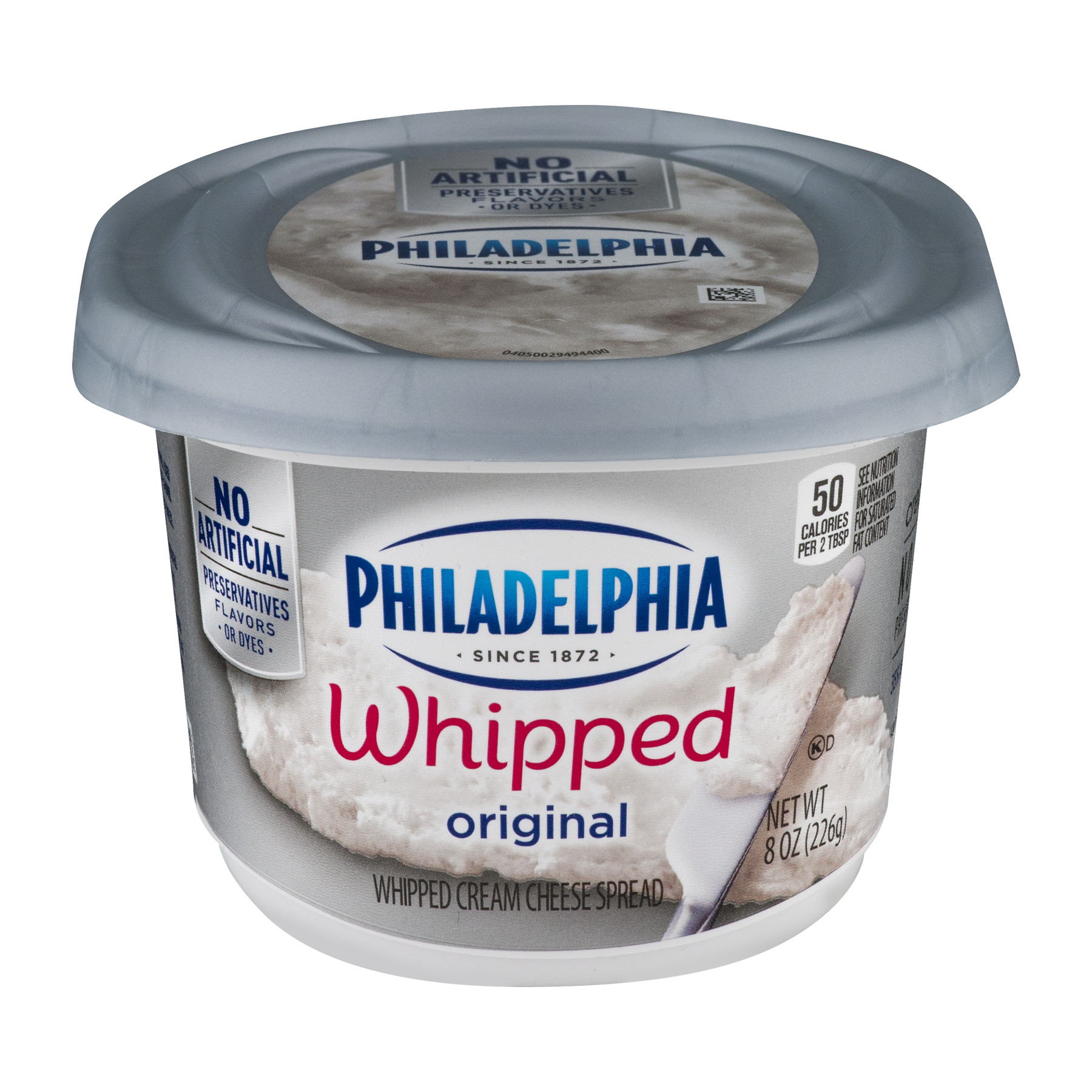 Philadelphia Whipped Original Cream Cheese Spread, 8.0 OZ