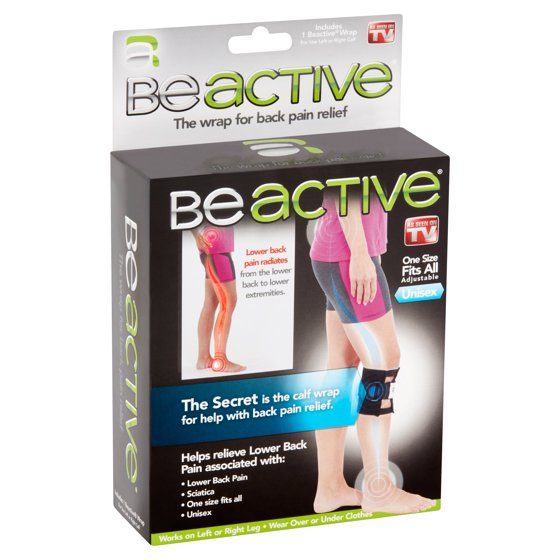 4cc93108099 As Seen On TV Beactive Unisex Calf Warp!