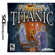 TITANIC (NDS Game) Secrets of the Faithful Voyage of the most famous ship in the world