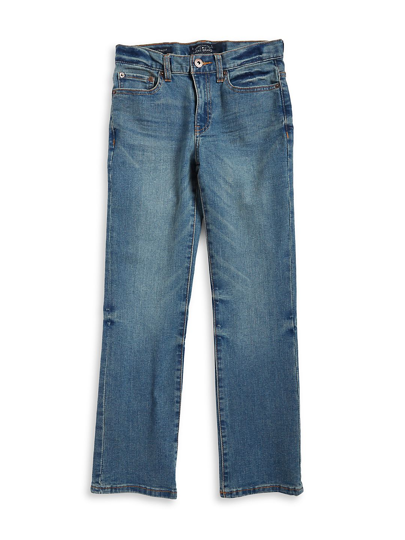 Boy's Straight Jeans