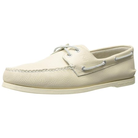 d54ae5d83ea3c Sperry - Sperry Mens Top-Sider Authentic Orginal Ice Leather Closed Toe, Ice,  Size 7.0 - Walmart.com