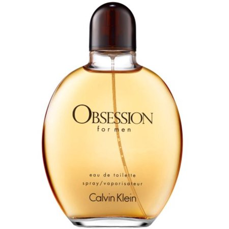 Calvin Klein Beauty Obsession Cologne for Men, EDT Spray, 6.7