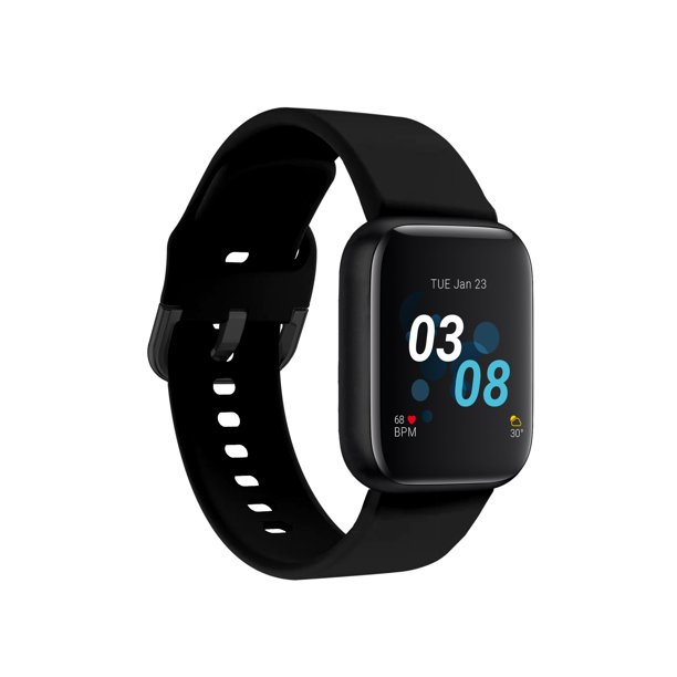 iTouch Air 3 Smartwatch Fitness Tracker Heart Rate Step Counter Sleep Monitor Message IP68 ...