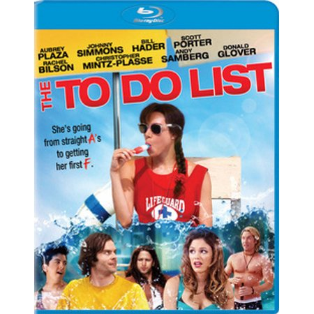 The To Do List (Blu-ray) - Halloweentown Movies List