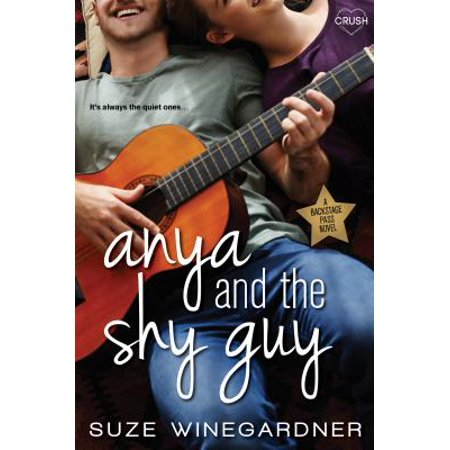 Anya and the Shy Guy - eBook