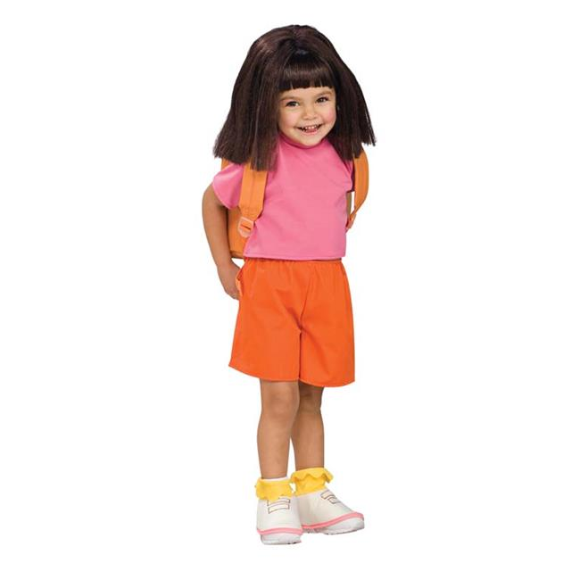 Costumes For All Occasions Ru883167Md Dora Deluxe Child Medium by Costumes For All Occasions