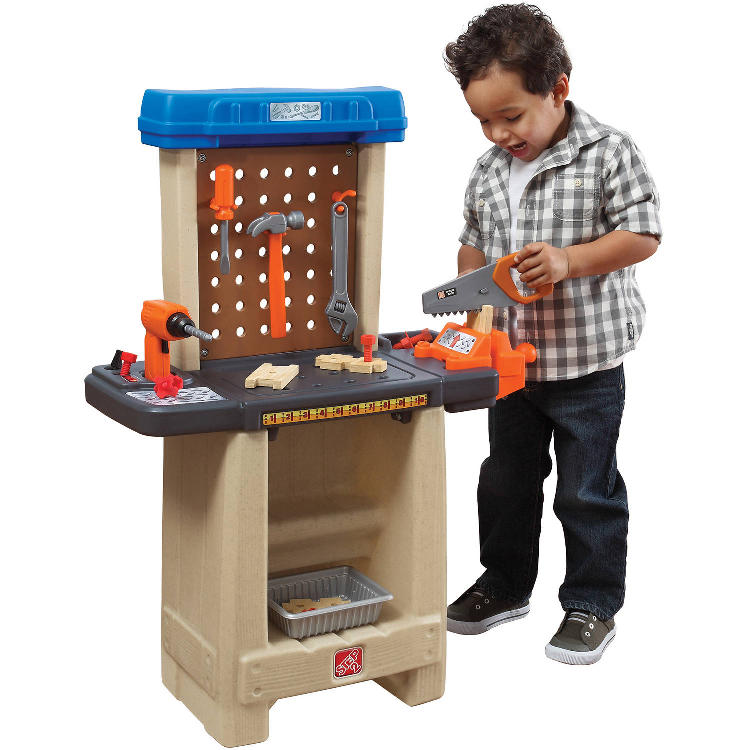 Step2 Handy Helpers Workbench Play Set