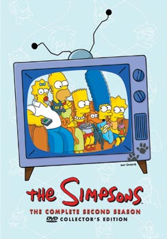 The Simpsons: The Complete Second Season (DVD) by TWENTIETH CENTURY FOX