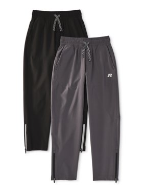 Russell Boys 4-18 2-Pack Woven Stretch Pants