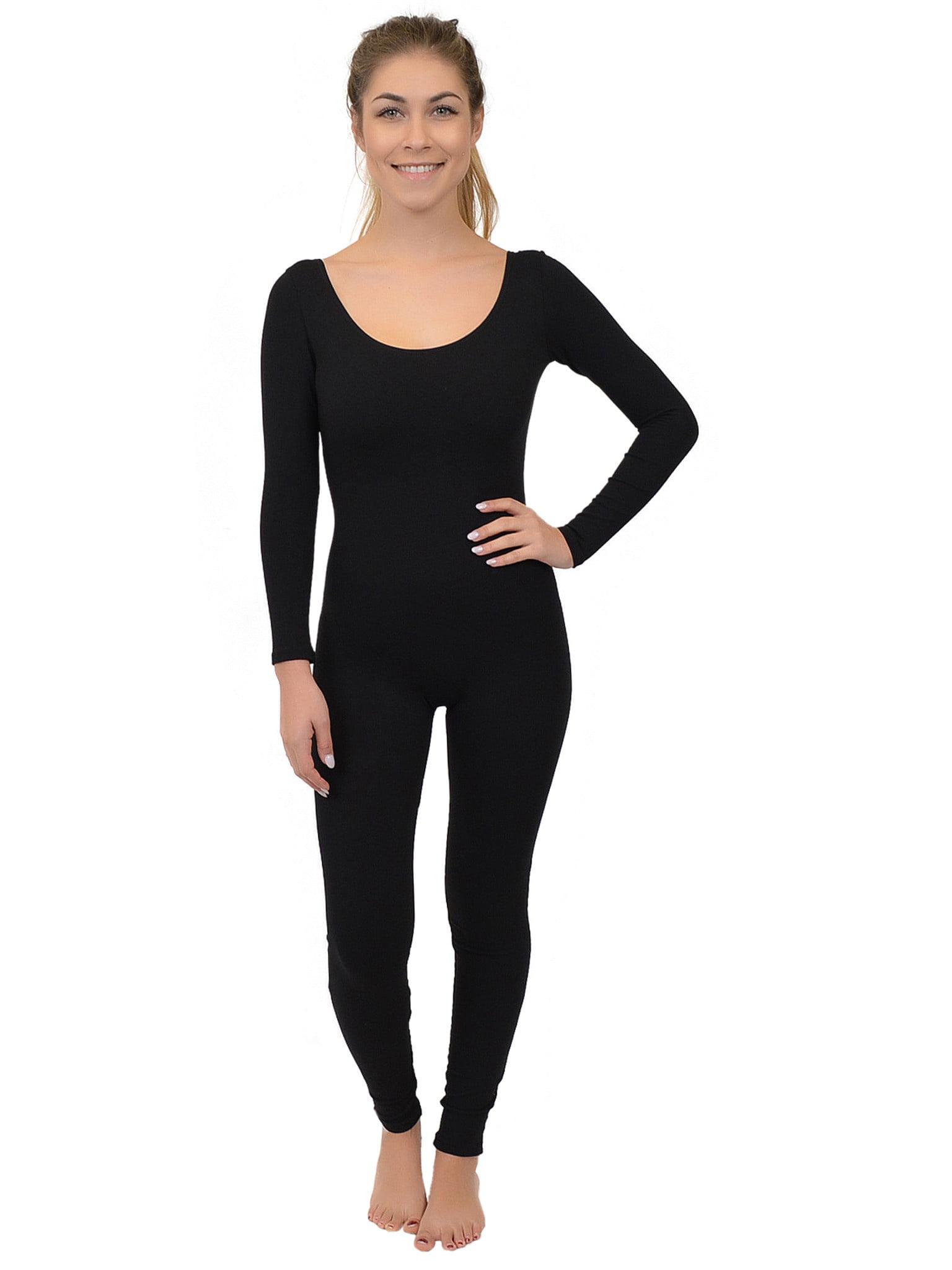 Stretch Is Comfort - Women's Long Sleeve Scoop Neck Cotton ...