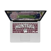 KB Covers University of Montana Keyboard Cover for MacBook/Air 13/Pro (2008+)/Retina & Wireless (UMONTANA1-M-EDU)