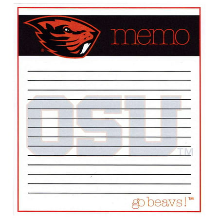 Oregon State Beavers Memo Note Pad - 2 Pads