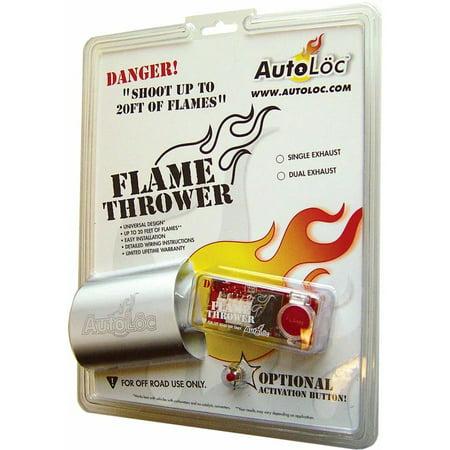 Autoloc Flame Thrower (Autoloc 112063 Flame Trap Kit)