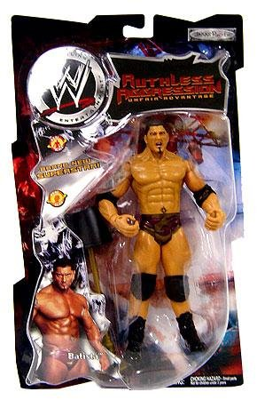 Batista More WWE Jakks Set of 7 Vinyl Aggressions Shawn Michaels
