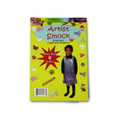 Disposable Children's Artist Smock