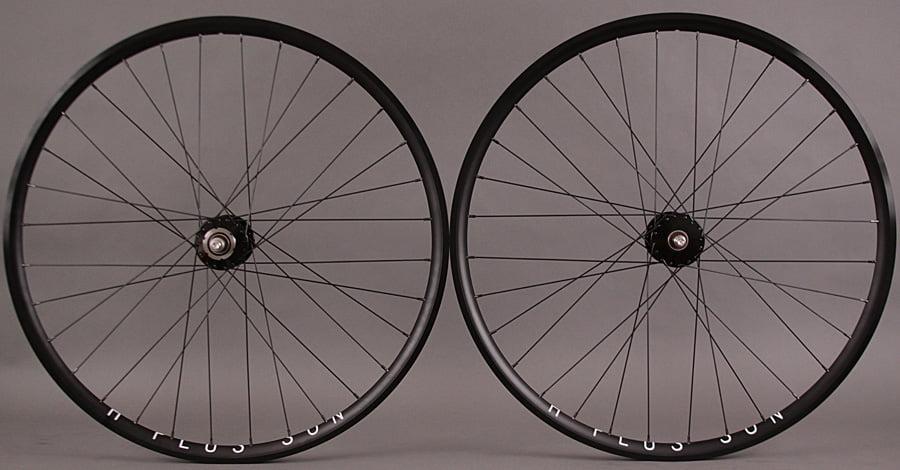 Wheel Master Black Stainless Steel Spokes Spokes Wm Pro Ss 292 14g Bk Bxof75