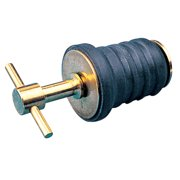 Sea-Dog 520080-1 Brass Tee Handle Drain Plug - 1""