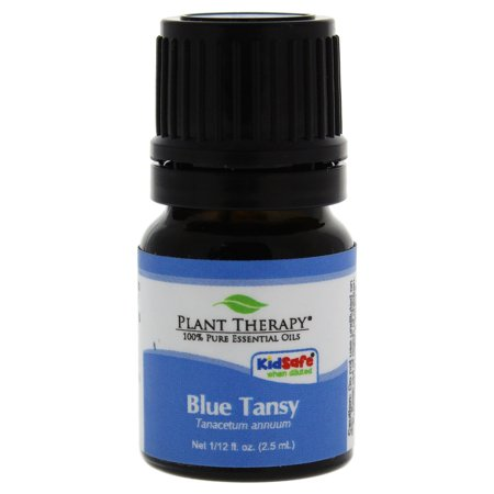 Essential Oil - Blue Tansy by Plant Therapy for Unisex - 0.08 oz Essential Oil - image 1 of 1