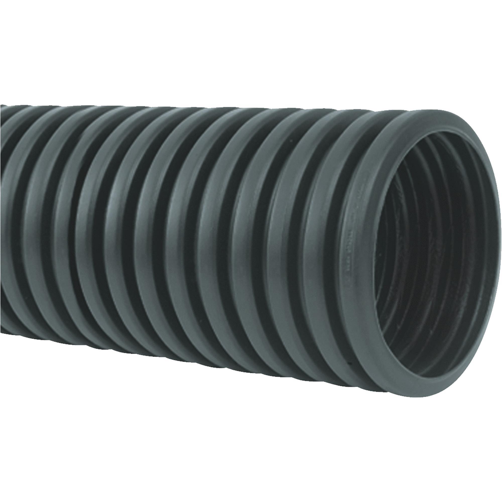 Image of Advanced Basement Heavy-Duty ASTM F405 Polyethylene Corrugated Tubing