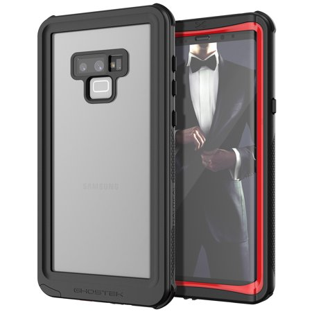 Samsung Galaxy Note 9 Waterproof Case - Ghostek Nautical Series Tough Extreme Underwater Cover - (Galaxy Note 1 Vs Galaxy Note 2)