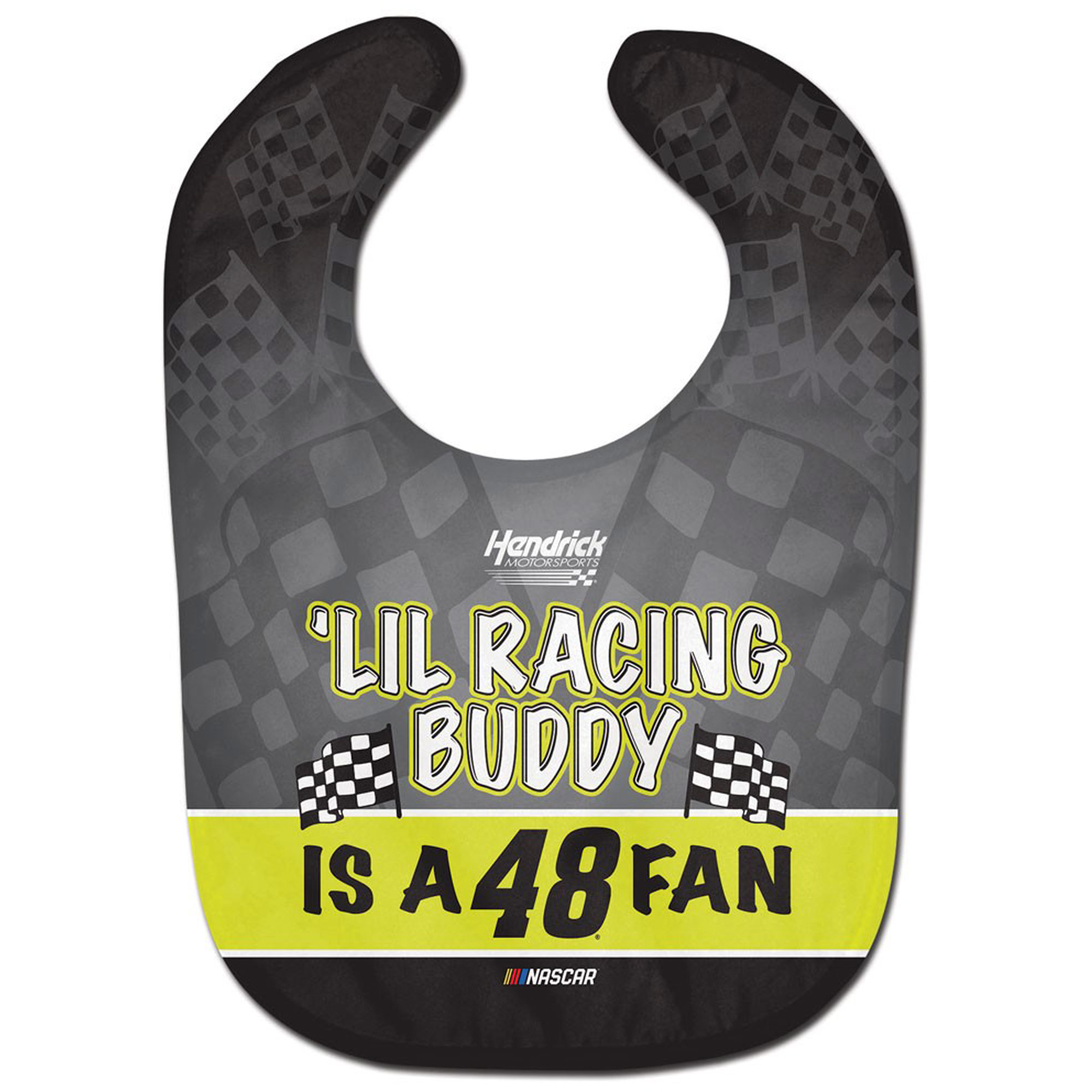 Jimmie Johnson WinCraft Infant All Pro Driver Baby Bib - No Size