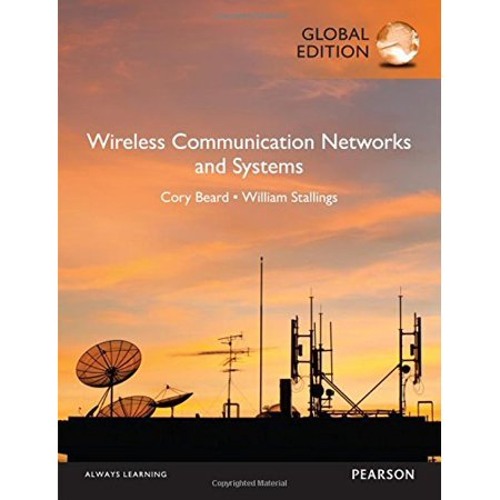 Wireless Communication Networks And Systems By