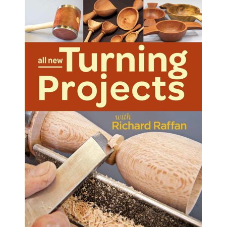 ISBN 9781627107921 product image for All New Turning Projects With Richard Raffan | upcitemdb.com