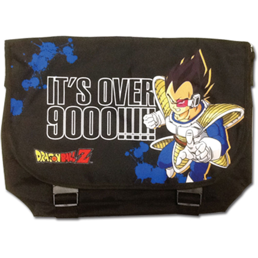 Dragon Ball Z Vegeta Anime Messenger Bag