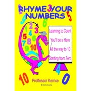 Rhyme Your Numbers - eBook