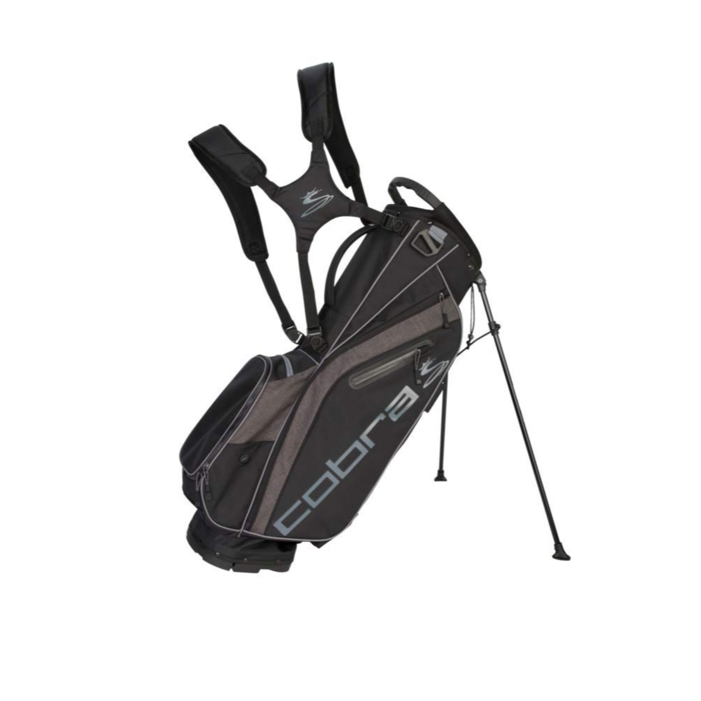 Cobra Golf 2019 Ultralight Stand Bag Black