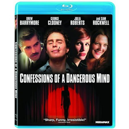 Confessions Of A Dangerous Mind  Blu Ray