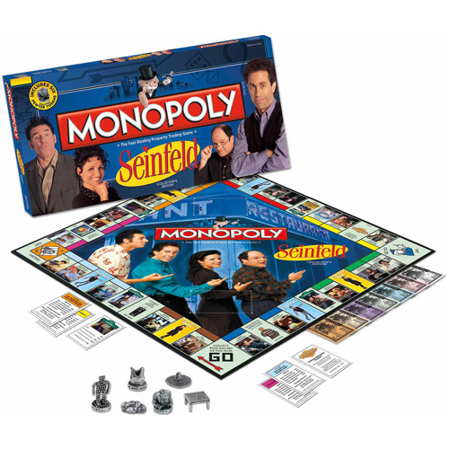 Monopoly Seinfeld by USAopoly