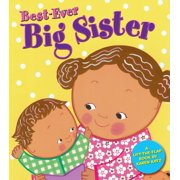 Best ever Big Sister (Board Book)