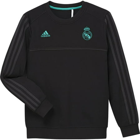 adidas Boy's Real Madrid Sweat Top