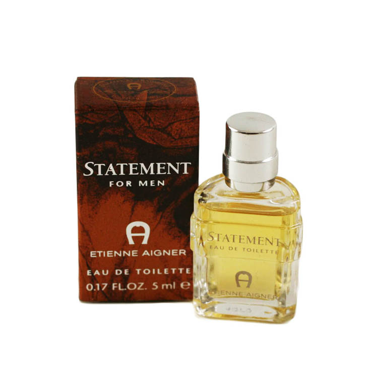 Statement Eau De Toilette 5 Ml Mini for Men by Etienne Aigner