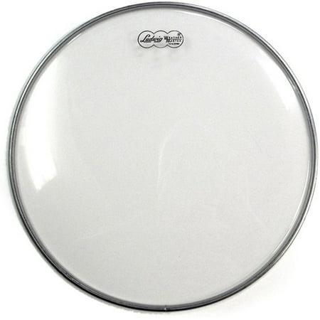 """Ludwig C1114 Weather Master 14"""" Clear X-Thin Bottom Snare Side Resonant Drumhead"""