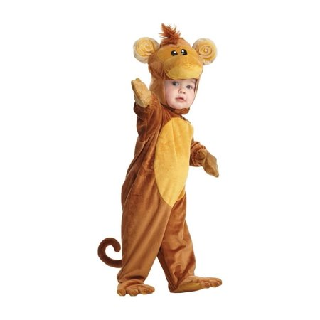 Toddler Monkey Costume](Monkey Toddler Costume)