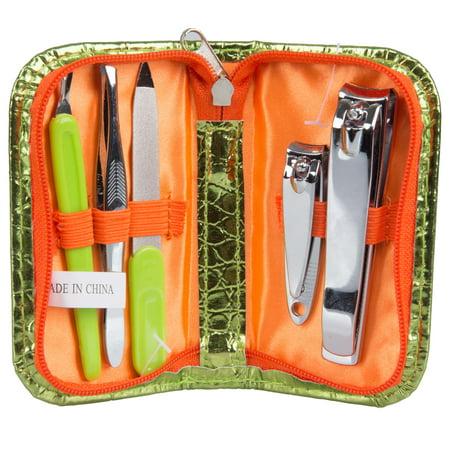 - Trim 5 pc Manicure Set, Plus Case