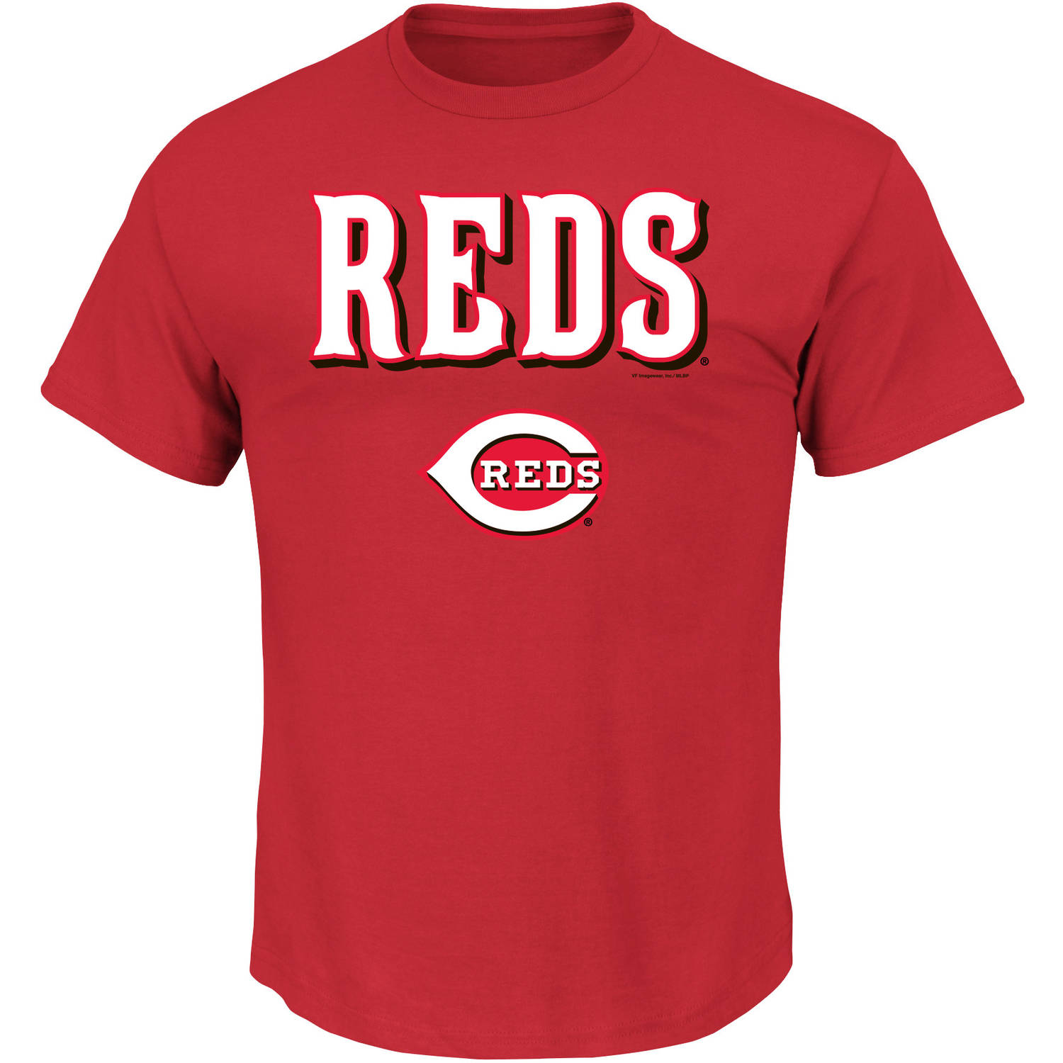 Big Men's MLB Cincinnati Reds Team Tee
