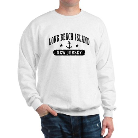 CafePress - Long Beach Island NJ - Crew Neck Sweatshirt ()