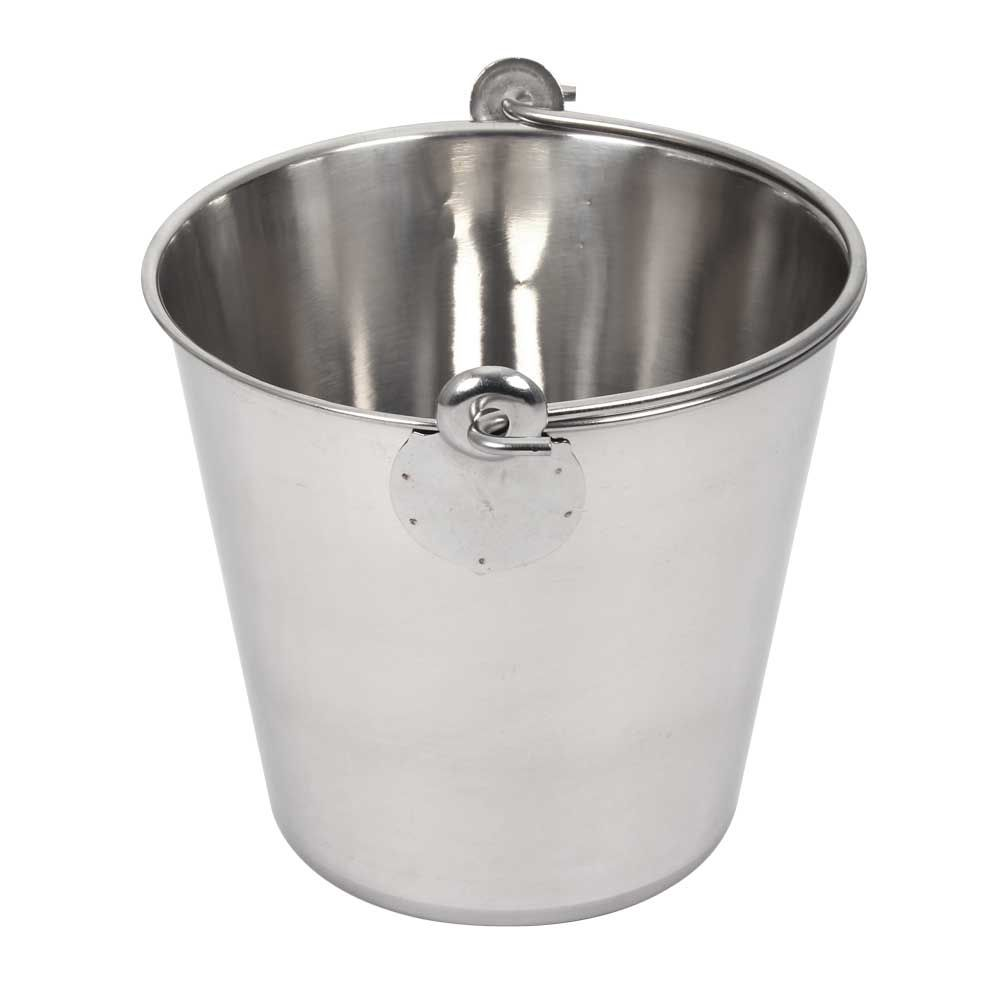 LINDY/'S 6-qt Stainless Steel Pail