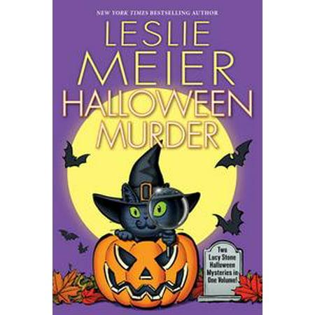 Halloween Murder - eBook - Dark 5 Halloween Murders