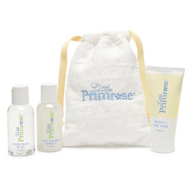 Lady Primrose Baby Primrose Bath Set by Lady Primrose