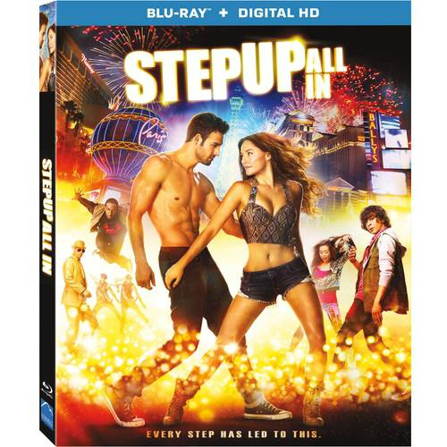 Step Up All In (Blu-ray   Digital HD) (With INSTAWATCH)