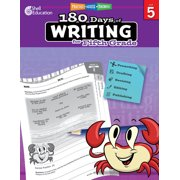 180 Days of Practice: 180 Days of Writing for Fifth Grade: Practice, Assess, Diagnose (Paperback)