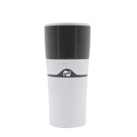 Outdoor Portable Coffee Cup Travel Coffee Maker Drip Pot Office Household K-Cup Coffee Bottle Drip Coffee