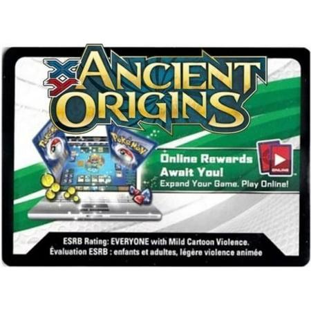 Pokemon Ancient Origins Promo Lot of 36 Code Cards, Pokemon Online Code Card By Pokémon - Online Shoe Promo Code
