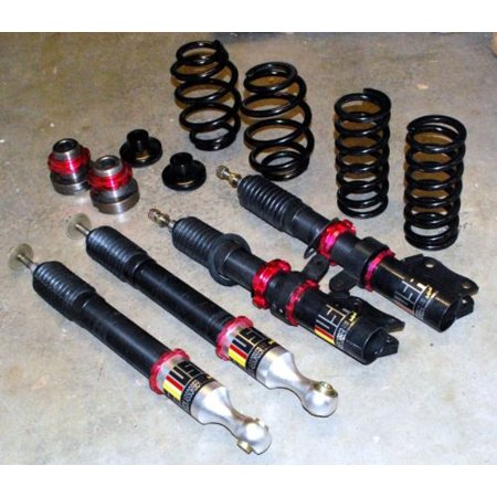 2007-2008 Honda Fit Coilover Suspension NON Adjustable