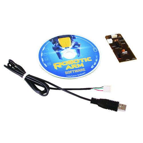 OWI Robots USB PC Interface for Robotic Arm Edge Kit