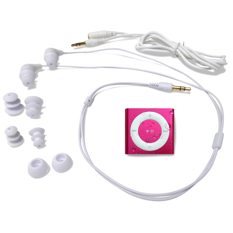 Underwater Audio Waterproof iPod Shuffle ; Swimbuds Headp...